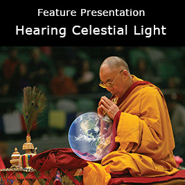 link to hearinng celestial light